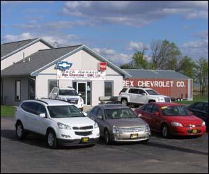 Mark Hansen's Rex Chevrolet GMC, Ltd. Image 1