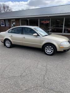 Volkswagen Passat 2002 for Sale in Dawson, MN