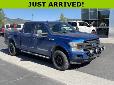 Ford F-150 2018 for Sale in Soda Springs, ID