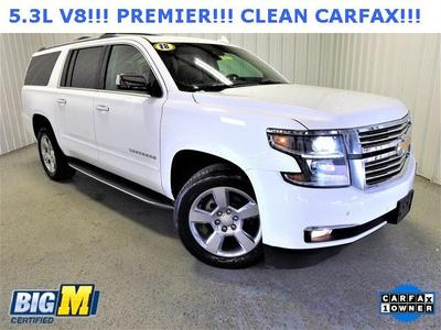 2018 Chevrolet Suburban Premier for sale VIN: 1GNSKJKC7JR243292