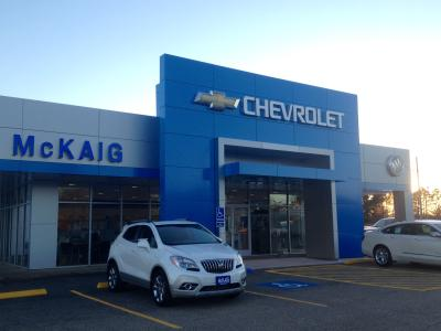 McKaig Chevrolet Buick - A Dealer FOR the People (R)... Since 1931 Image 5