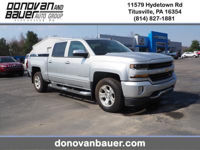 Chevrolet Silverado 1500 2018 for Sale in Titusville, PA
