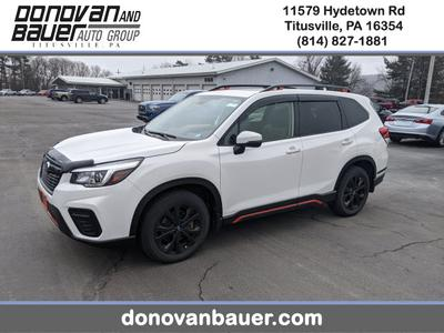 Subaru Forester 2019 for Sale in Titusville, PA