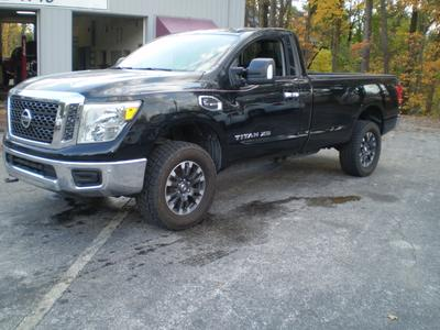 Nissan Titan XD 2017 for Sale in Bucyrus, OH