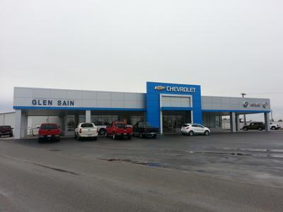 Glen Sain Chevrolet Buick Cadillac GMC Image 2