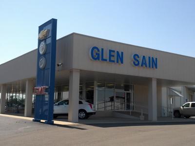 Glen Sain Chevrolet Buick Cadillac GMC Image 4