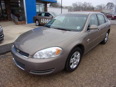 2007 Chevrolet Impala LS for sale VIN: 2G1WB58K279288541