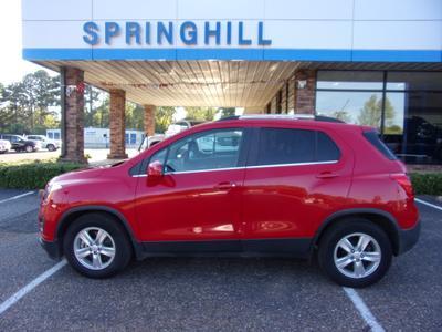 Chevrolet Trax 2015 for Sale in Springhill, LA