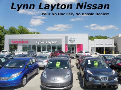 Lynn Layton Cadillac Nissan Image 1