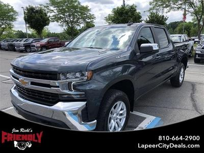 Chevrolet Silverado 1500 2021 for Sale in Lapeer, MI