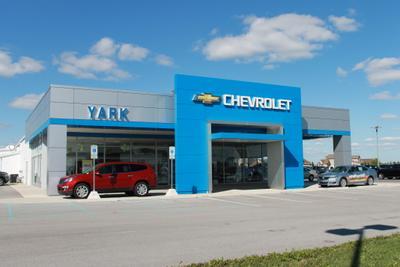Yark Chevrolet Image 5