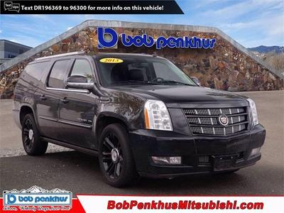 Cadillac Escalade ESV 2013 for Sale in Colorado Springs, CO