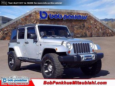 Jeep Wrangler Unlimited 2010 for Sale in Colorado Springs, CO