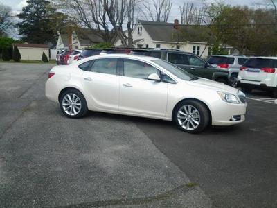 2014 Buick Verano Base for sale VIN: 1G4PP5SK0E4221552