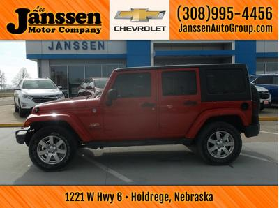 2014 Jeep Wrangler Unlimited Sahara for sale VIN: 1C4HJWEG8EL128730