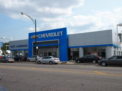 Mike Anderson Chevrolet of Chicago Image 6