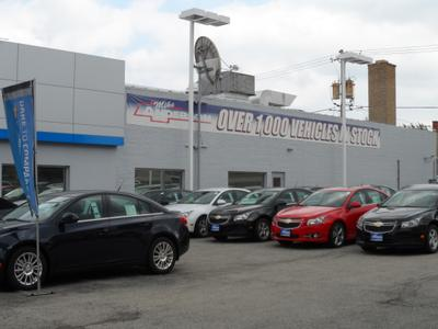Mike Anderson Chevrolet of Chicago Image 9
