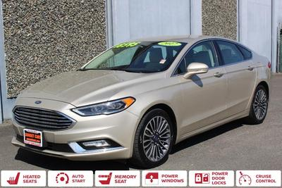 Ford Fusion 2017 for Sale in Auburn, WA