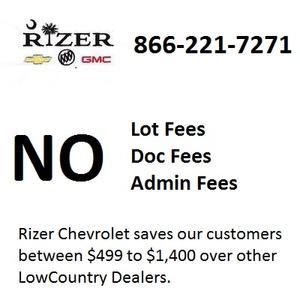 Rizer Chevrolet, Buick, GMC Image 1