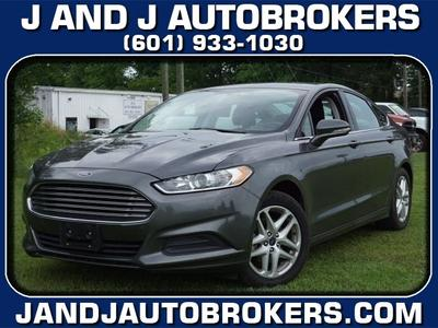 2016 Ford Fusion SE for sale VIN: 3FA6P0H74GR291884