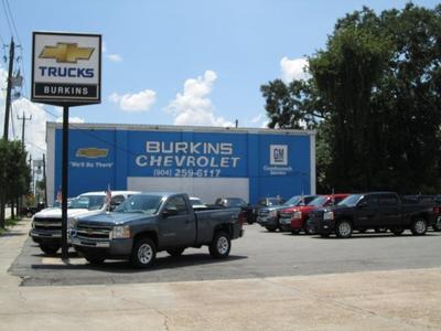 Burkins Chevrolet Image 1
