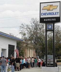 Burkins Chevrolet Image 3