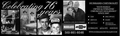 Hubbard Chevrolet Image 1