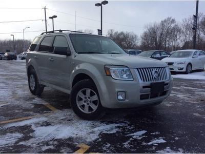 2009 Mercury Mariner  for sale VIN: 4M2CU81G99KJ17759
