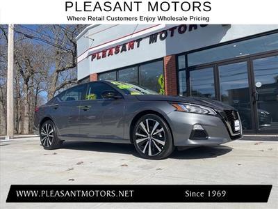 Nissan Altima 2021 a la venta en New Bedford, MA