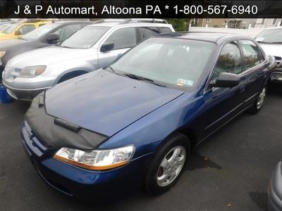 1999 Honda Accord EX for sale VIN: 1HGCG6679XA164885
