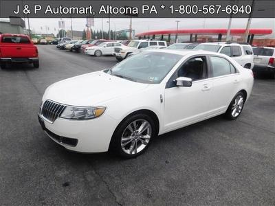 2010 Lincoln MKZ  for sale VIN: 3LNHL2GCXAR638503