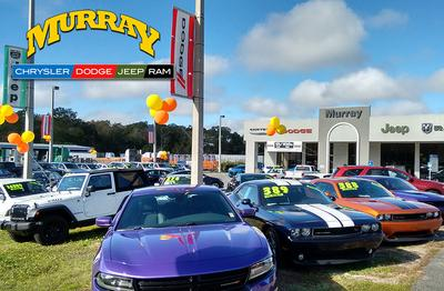 Murray Chrysler Dodge Jeep RAM Image 6