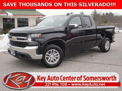 Chevrolet Silverado 1500 2020 for Sale in Somersworth, NH