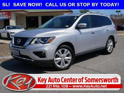 Nissan Pathfinder 2018 for Sale in Somersworth, NH