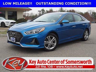 Hyundai Sonata 2018 for Sale in Somersworth, NH