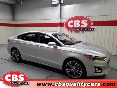 Ford Fusion 2019 for Sale in Durham, NC