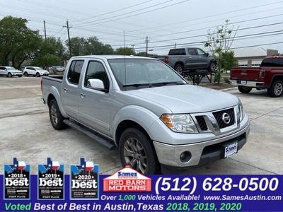 Nissan Frontier 2015 a la Venta en Austin, TX