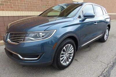 2018 Lincoln MKX Select for sale VIN: 2LMPJ8KR8JBL21659