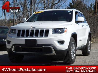2014 Jeep Grand Cherokee Limited for sale VIN: 1C4RJFBG4EC579274