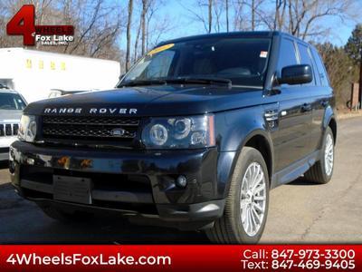 Land Rover Range Rover Sport 2012 for Sale in Fox Lake, IL