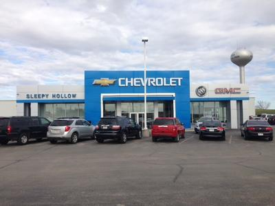 Sleepy Hollow Chevrolet Buick GMC Image 4