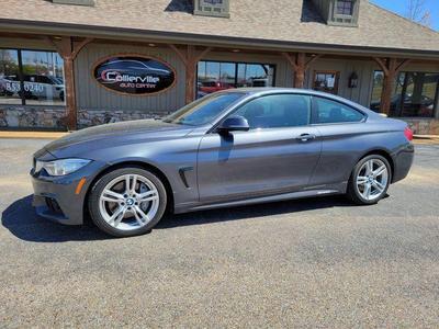 2016 BMW 435