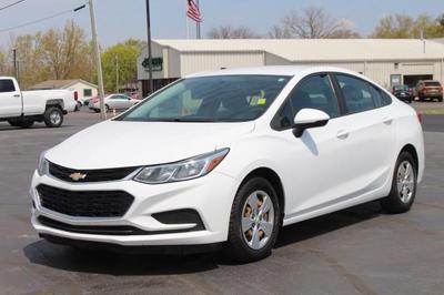 Chevrolet Cruze 2017 a la venta en Fort Wayne, IN