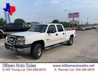 Chevrolet Silverado 2500 2004 a la venta en Killeen, TX