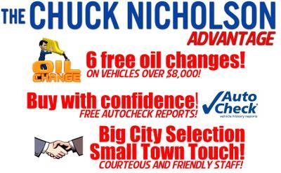 Chuck Nicholson Auto Superstore Image 3