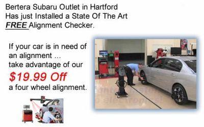 Bertera Subaru of Hartford Image 2
