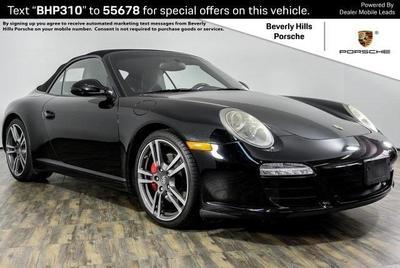 2011 Porsche 911 Carrera S for sale VIN: WP0CB2A9XBS754577