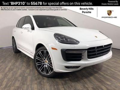 2016 Porsche Cayenne GTS for sale VIN: WP1AD2A26GLA77256