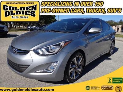 2016 Hyundai Elantra Limited for sale VIN: 5NPDH4AEXGH798080
