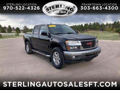GMC Canyon 2011 a la Venta en Franktown, CO